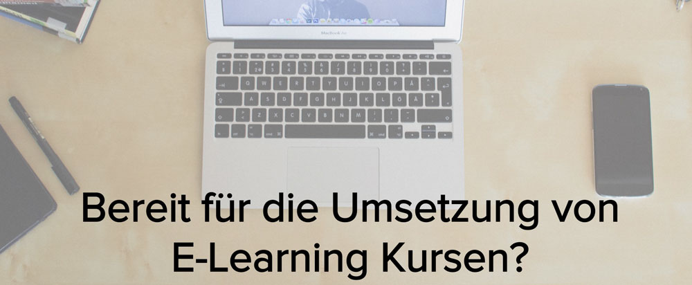 DIY E-Learning Selbsttest