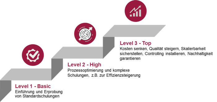 Levels E-Learning